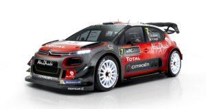 Total i Citroen – silny team Rajdowych Mistrzostw Świata WRC