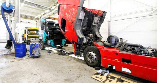 Rośnie potencjał rynku napraw jednośladów i ciężarówek.