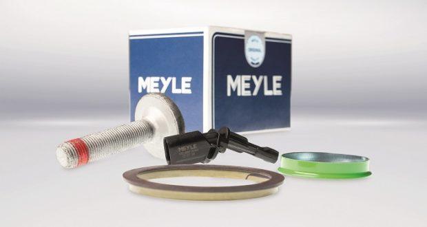 Zestaw czujnika ABS do punktowej wymiany od MEYLE