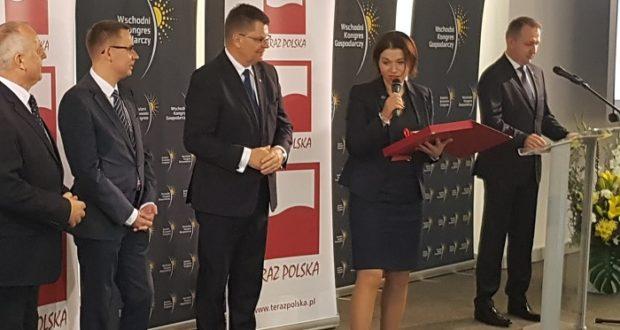 AC S.A. z tytułem Promotora Polskiej Gospodarki