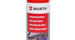 Nowość Würth Polska: Puder Spray do wykrywania przecieków