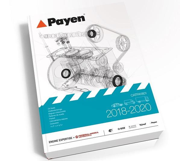 120 nowości w katalogu uszczelnień olejowych Payen®