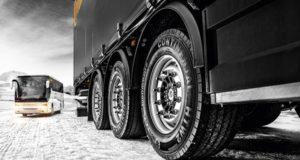 Zimowe wyposażenie ciężarówki w pigułce