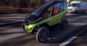 Triggo – pierwszy polski samochód na targach Geneva Motor Show 2020