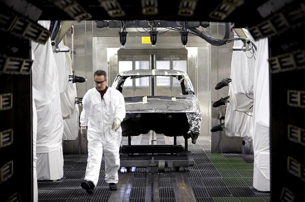 Zakładamy auto lakiernię