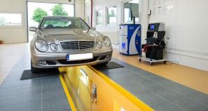 Linie diagnostyczne do samochodów osobowych