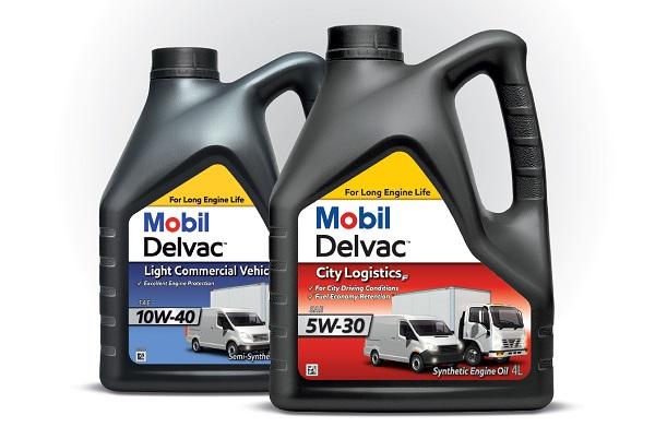 Nowe oleje silnikowe Mobil Delvac™ do samochodów dostawczych