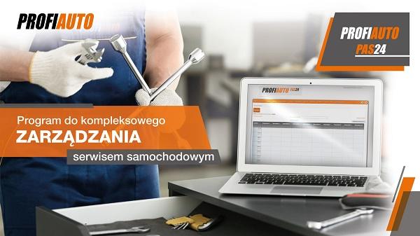 Nowe oprogramowanie warsztatowe od ProfiAuto