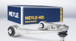 Trzy w jednym: uniwersalny wahacz poprzeczny o jakości MEYLE HD teraz także do pojazdów Land Rover