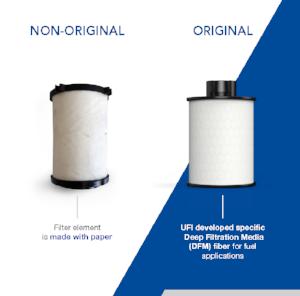 UFI Filters wraz z firmą Convey na pierwszej linii frontu walki z podrabianymi częściami zamiennymi