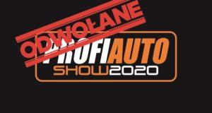 Targi ProfiAuto Show odbędą się w 2021 roku