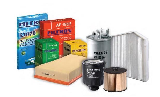 Nowości na rynku filtrów