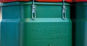 MEWA – bezpieczne przechowywanie czyściw