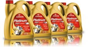 Oleje Platinum wyróżnione