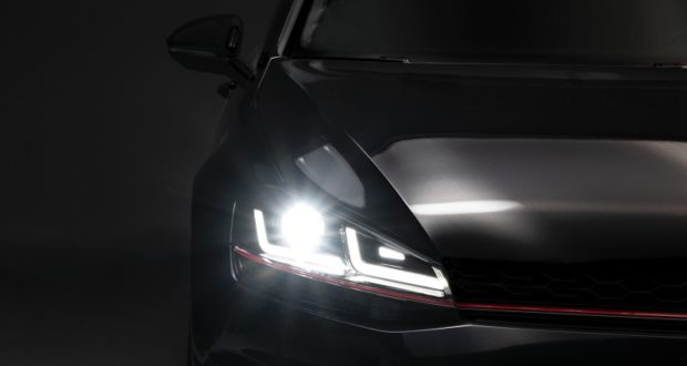 Reflektory OSRAM w wersji LED dla Golfa VII