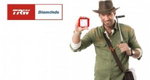 TRW wykorzystuje wizerunek poszukiwacza skarbów