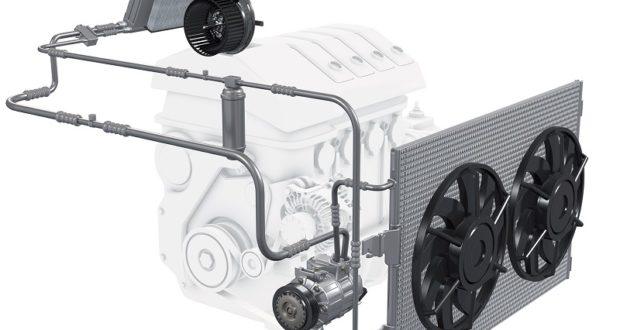 Jak wygląda cykl pracy klimatyzacji samochodowej?